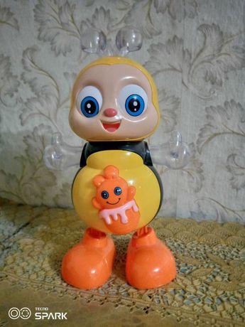 Бджилка танцуюча свитло - музыка