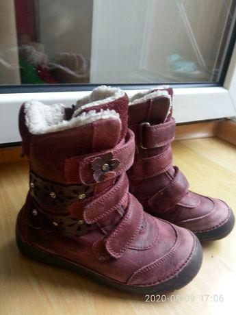 Ботинки,  зимние кожаные ботинки d.d. step, сапоги dd step