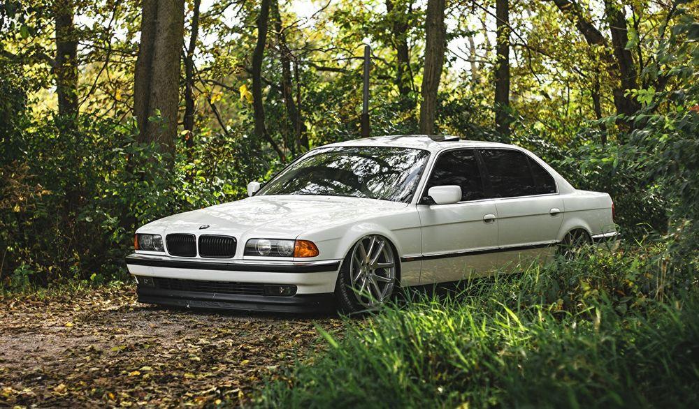 Запчастини BMW 730 e38 dizel Ивано-Франковск - изображение 1