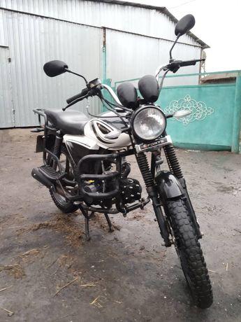 Продам мотоцикл форте 125 2020 р.в.