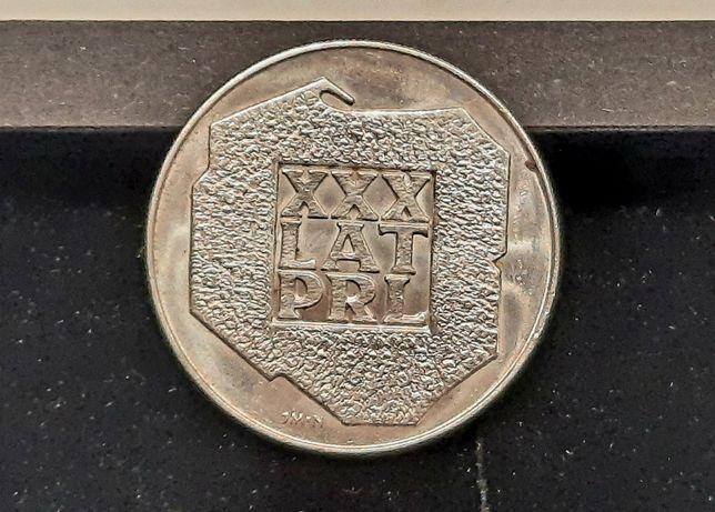 Moneta kolekcjonerska-  XXX lat PRL