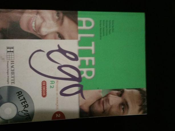 Alter ego + A2 podręcznik język francuski