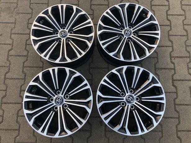 Felgi aluminiowe 5x114,3 Toyota 7,5x17 Corolla,Avensis,Verso,Auris