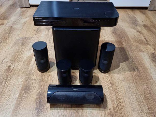 Zestaw kina domowego 5.1 + 3D Bluray SAMSUNG HT-J5500