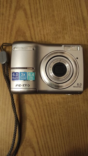 Цифровой фотоаппарат FE-170