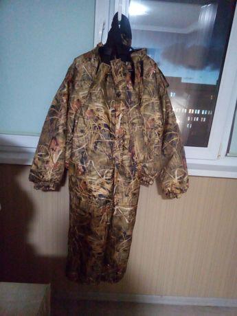 костюм утепленный для рыбалки и охоты фирма Bester