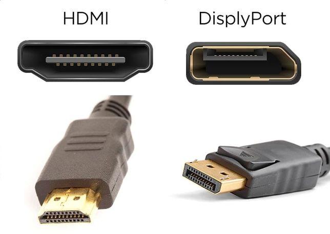 DisplayPort HDMI кабель ( DP-HDMI шнурок) провод