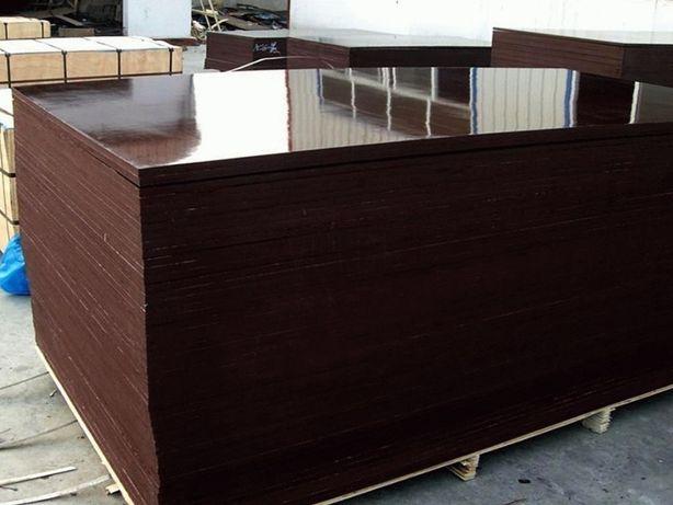 Sklejka szalunkowa topolowa 21x1250x2500 sklejki płyty szalunkowe
