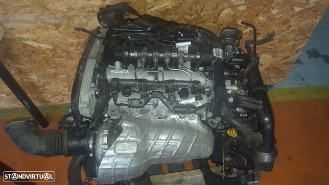 Motor Opel Insignia / Astra J 2.0 Cdti para peças Ref. A20DTH