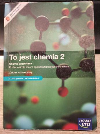 To jest chemia 2 zakres rozszerzony