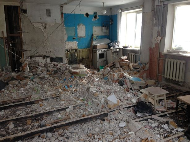 Демонтаж Бетона Стяжки Кафеля Стен Вывоз строительного мусора