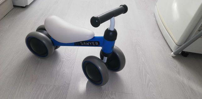 Triciclo Sawyer 4Rodas - 10 a 24 meses