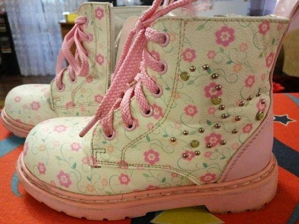 """Демісезонні черевички для дівчинки """"Little deer"""""""