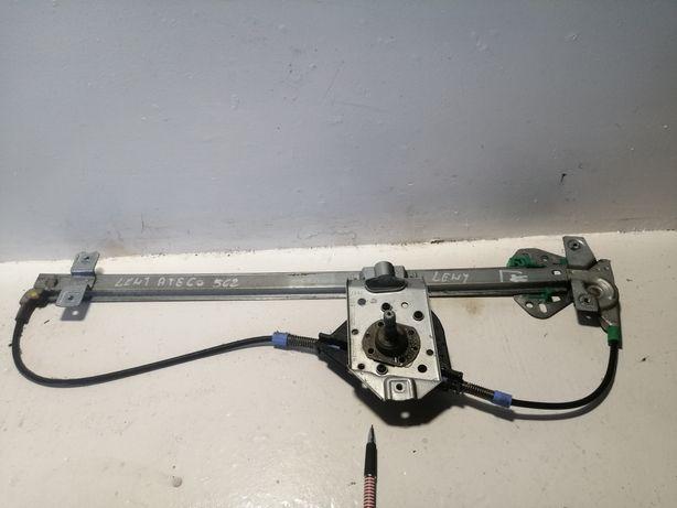 Mechanizm podnoszenia szyby lewy mercedes atego