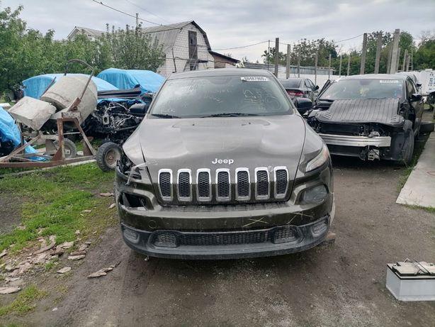Разбор Jeep Cherokee KL 2.4
