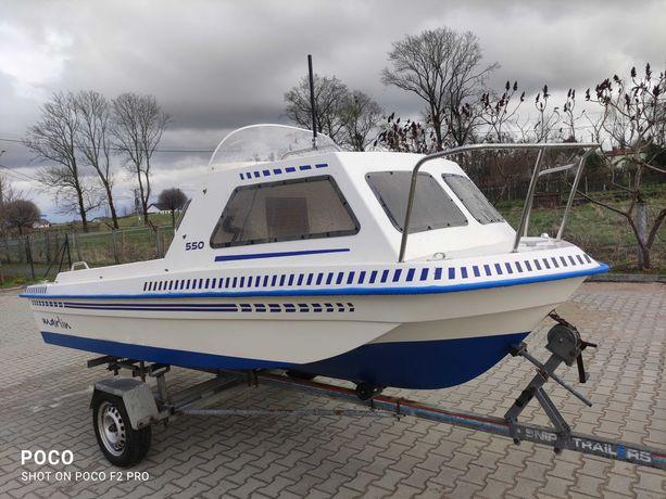łódź motorowa, łódka