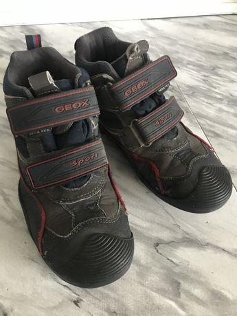 Ботинки Geox демисезонные для мальчика