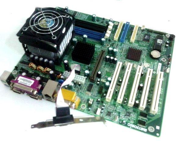 Motherboard Matsonic MS9327E-usb-p4-socket-478