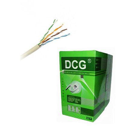 DCG UTP cat 5E 4PR 0,50 mm витая пара внутренняя