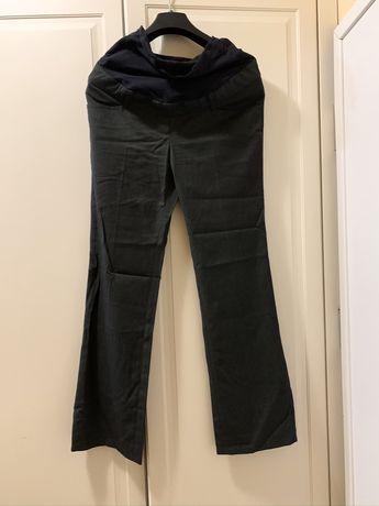 Eleganckie spodnie ciążowe rozmiar 36