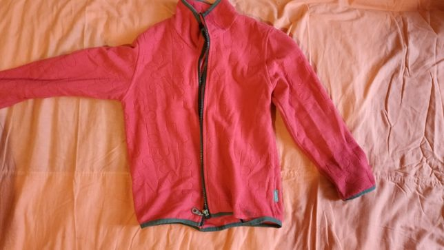 Костюм - кофта, штаны Lassie (Finland), очень теплые, б/у отл.