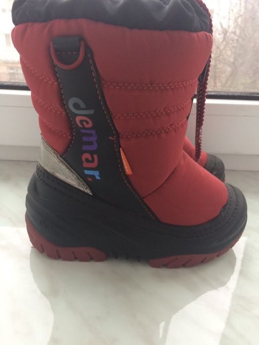 Зимовi чоботи demar Хуст - изображение 1