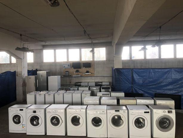 Sprzęt AGD, lodówki, zmywarki, okapy kuchenne, pralki, kuchenki