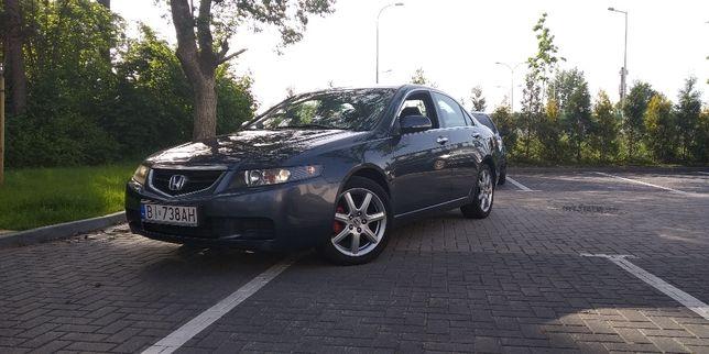 Honda Accord 2.0 Benzyna + Gaz