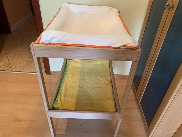 Przewijak dla dziecka IKEA z półka