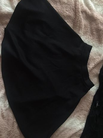 юбка солнце xs 34 черная мини юбка new look