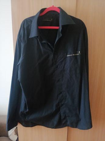 Piękna koszula barmańska Johnnie walker