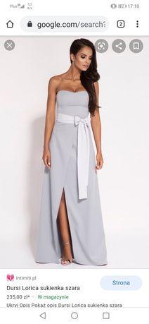Suknia Dursi Lorica rozmiar L