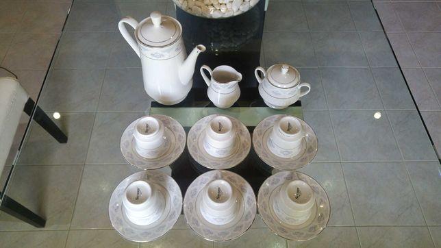 Conjunto de chávenas de chá - Silverie Fine China