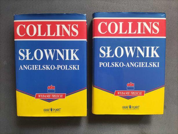 Collins: Słownik angielsko-polski; Słownik polsko-angielski