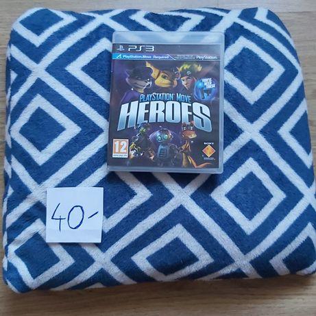 Gra PlayStation Move Heroes PS3