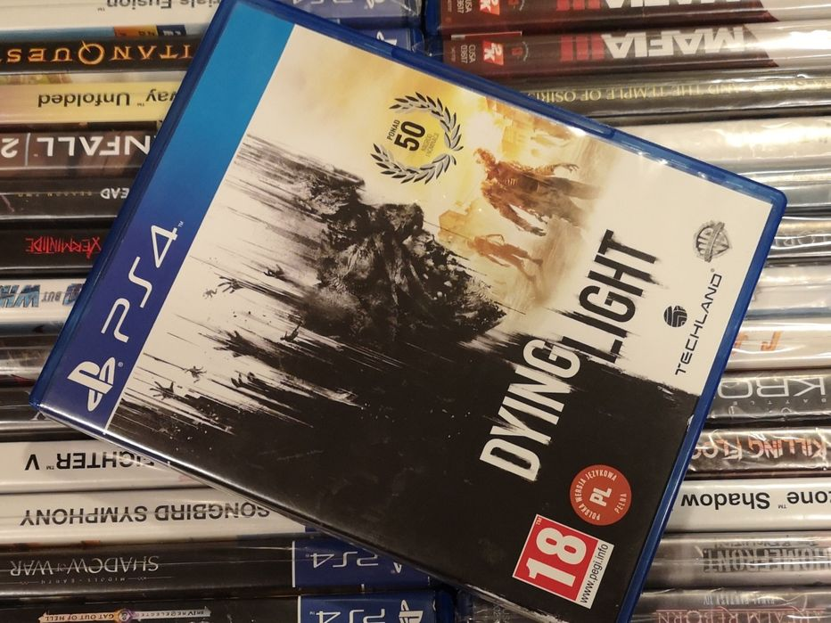 Dying Light PS4 sklep Ursus Warszawa - image 1