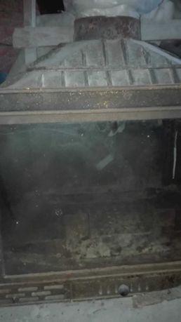 Recuperador calor fogão sala pedra- a não perder
