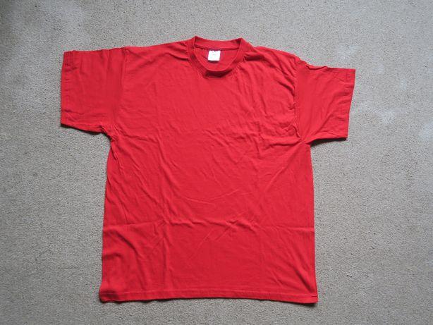 Nowe podkoszulki męskie, kolor czerwony, granatowy i szary, XL