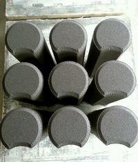 PROMOCJA. Palisada betonowa 30cm grafitowa 4,20zł fi. 10cm, 10,5szt/mb