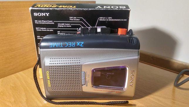 Sony TCM-20DV Walkman Dyktafon Recorder