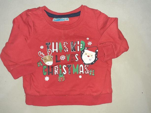 Bluza świąteczną