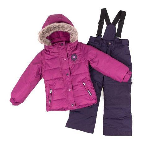 Зимний комбинезон PELUCHE & TARTINE (Канада) для девочки