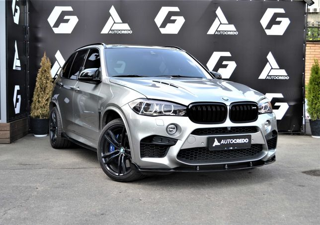 BMW X5 M X Drive 2018