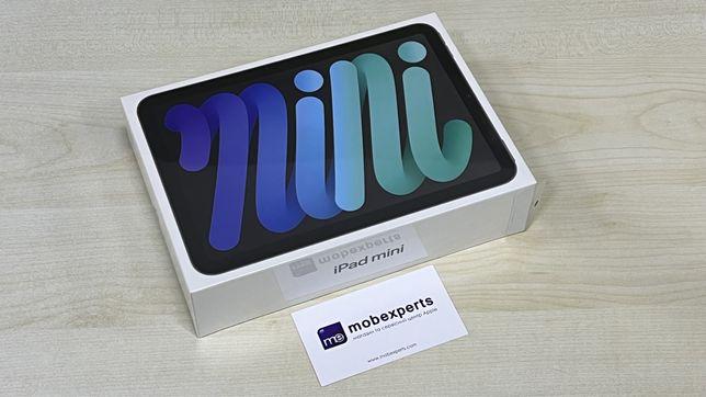 iPad mini 6 Space Gray Wi-Fi + Cellular 64GB
