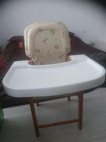 Krzesełko z rozsuwanym blatem