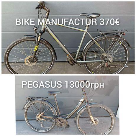 Продам велосипеди з Німеччини в ідеальному стані