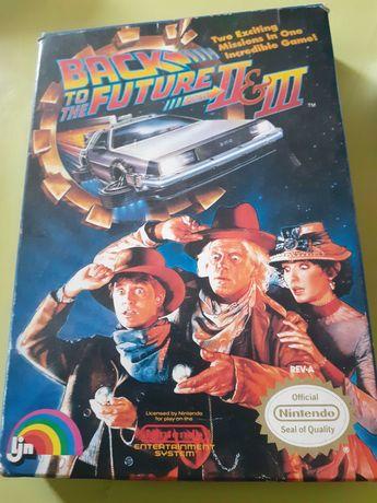 Back to the future 2 e 3. Nascar challenge. Nintendo