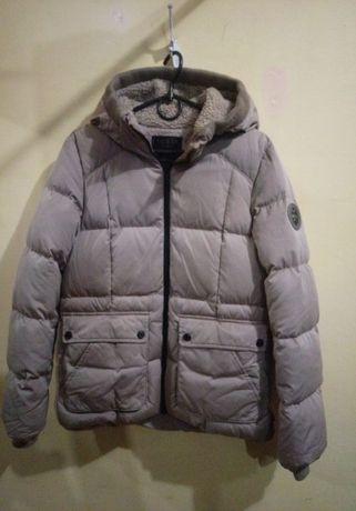 Зимняя Куртка Пуховик Guess XS