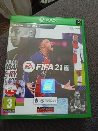 FIFA 21 xbox one/series x