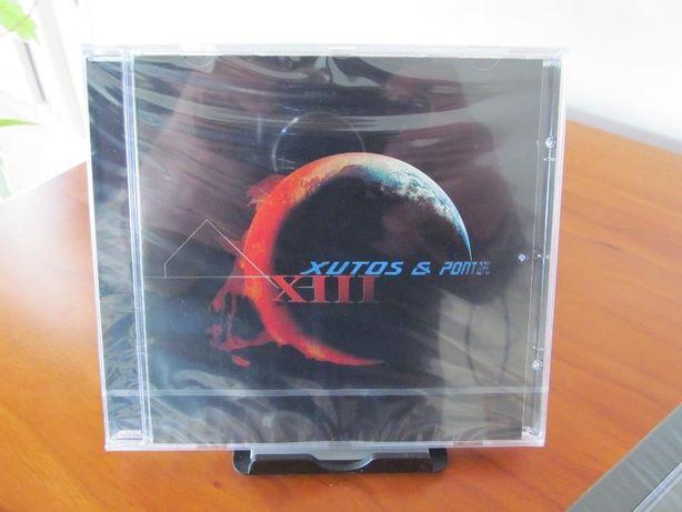 CD Xutos & Pontapés - XIII (NOVO)